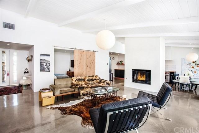 Mid Century Modern Home In Newport Beach Real Estate