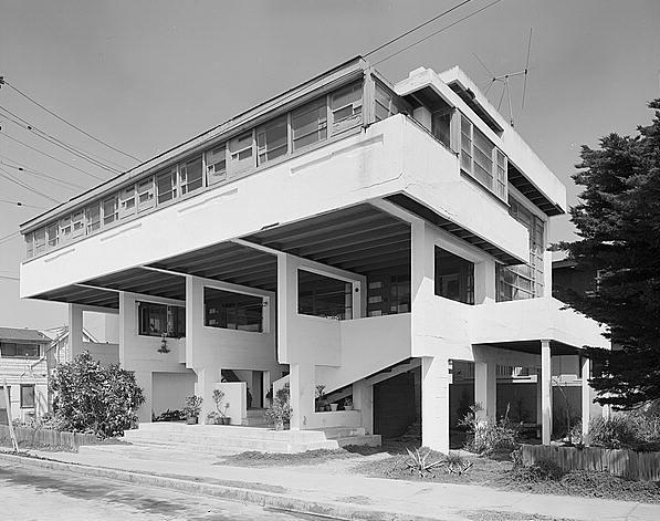 The Lovell Beach House In Newport Beach Real Estate